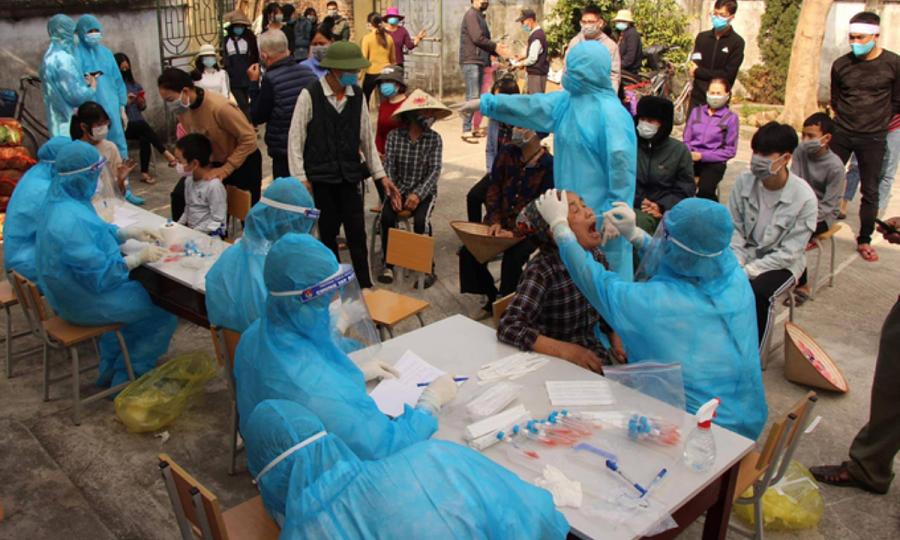 Vietnam records eight new domestic Covid-19 cases