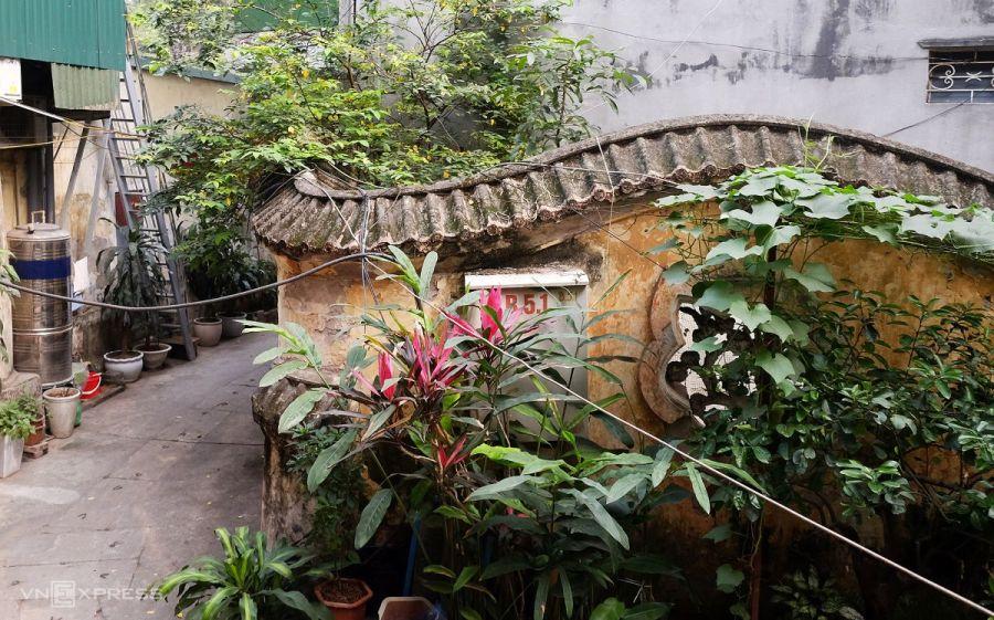 Hanoi residence of Vietnam's last king Bao Dai