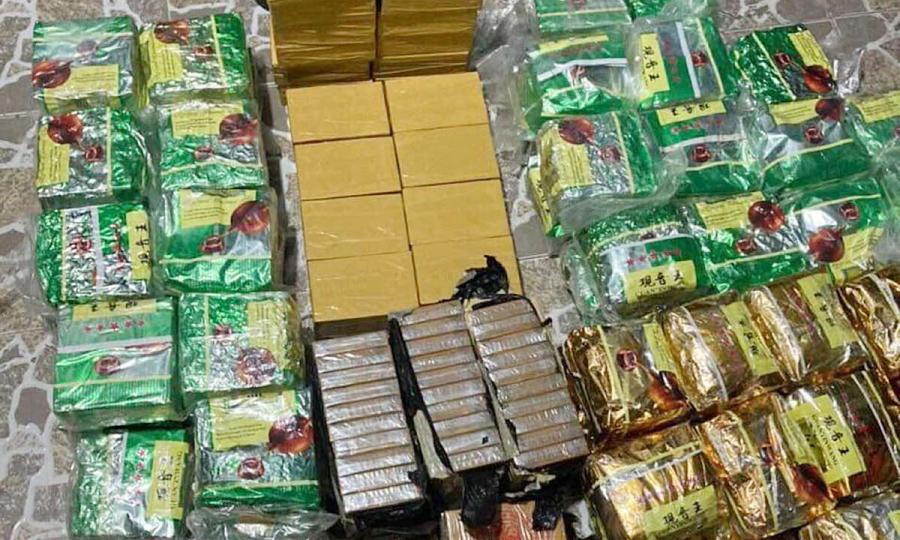 HCMC importance increasing as drug trafficking hub: police
