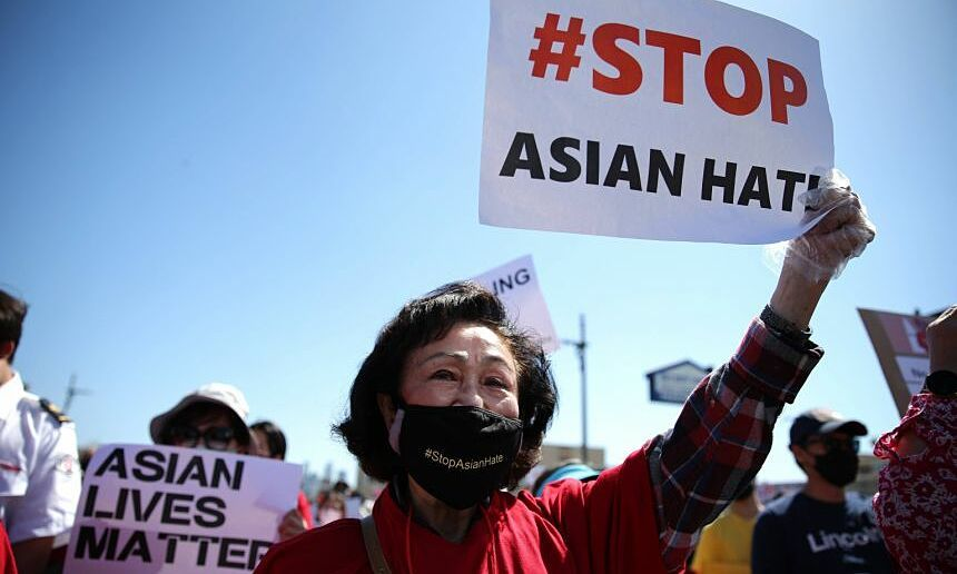 Asians should resist ingrained racism