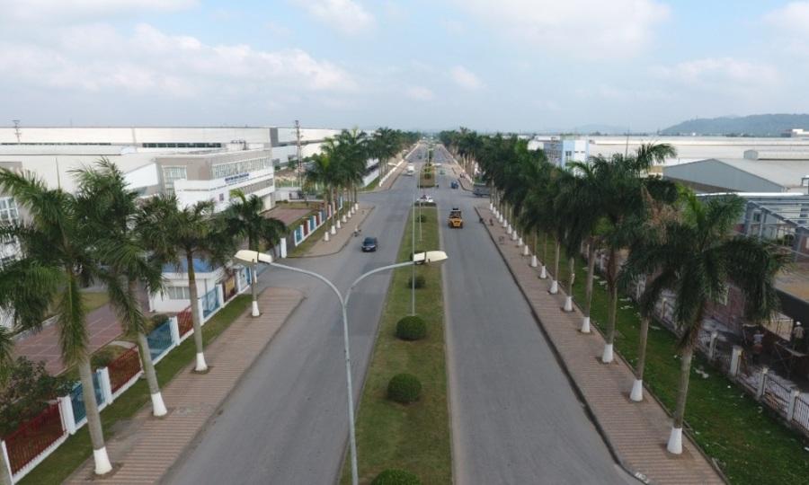Industrial estate developer's profit up 660 pct