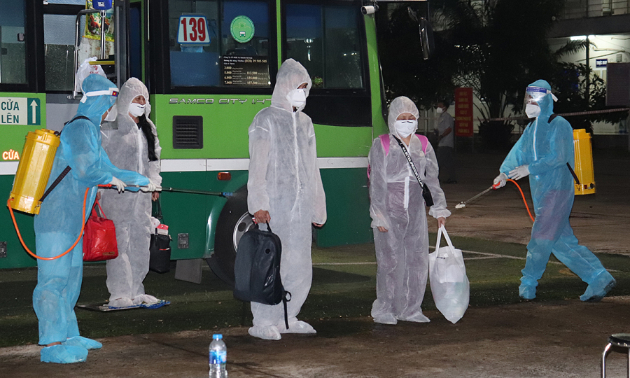 Vietnam reverses quarantine extension for foreign arrivals