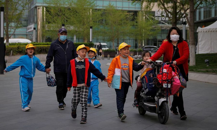 Vietnamese women in China fear cost of raising more than one child
