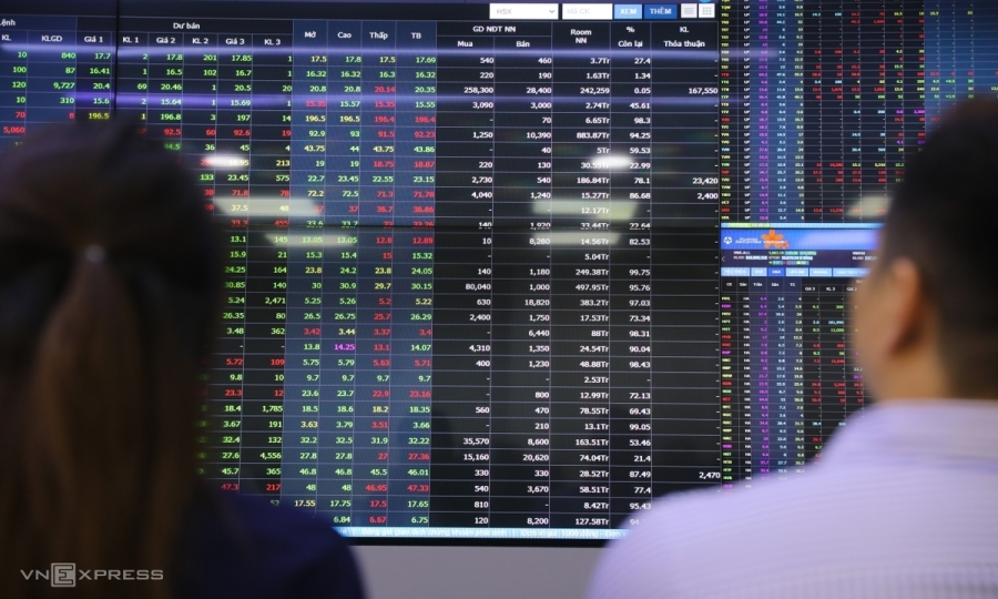 VN-Index experiences biggest hike in four months