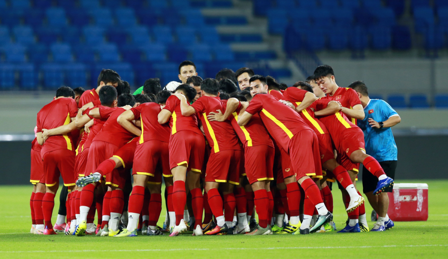 LIVE: Vietnam play Malaysia at World Cup qualifiers