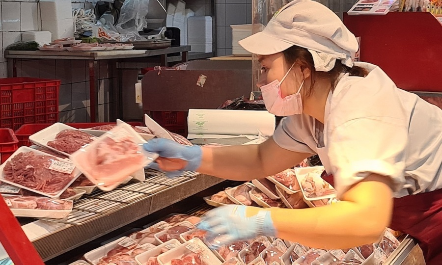 HCMC faces daily shortage of 10,000 pigs