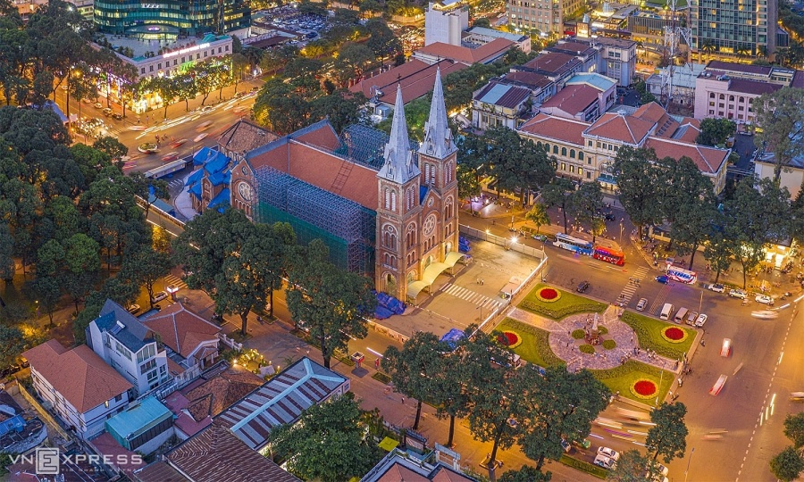 Three Vietnam tourist cities among world's 100 greatest places: Time