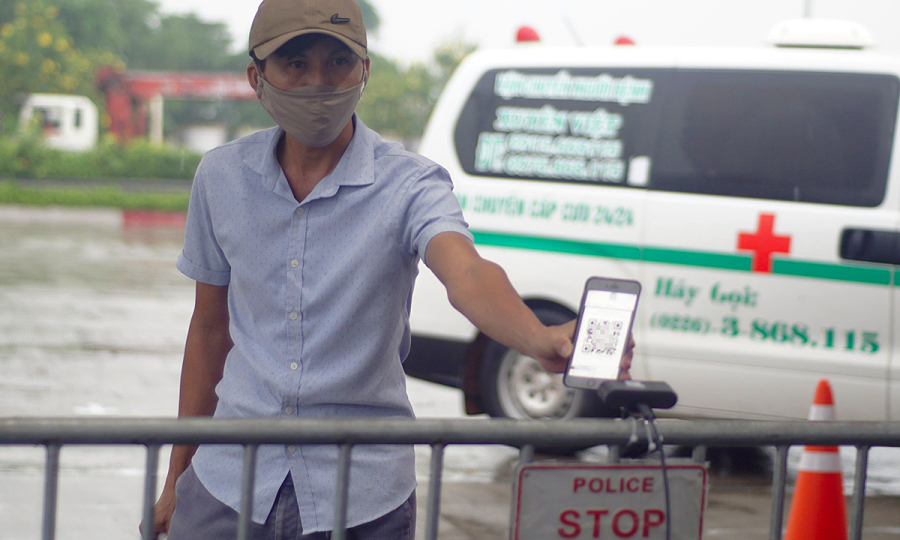 Vietnam's Covid infection tally rises by 10,496